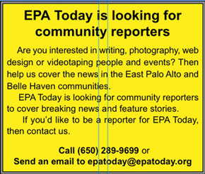 EPA Today ad for community journalists