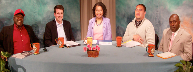 Guests from the TV Show on Obtaining Community Benefits from Facebook
