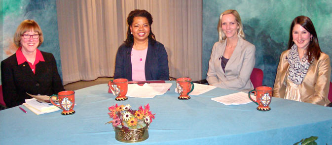 Photo from show on Educating Children to Succeed in a Global Economy
