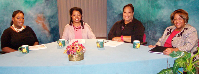 Participants on Housing the Homeless TV Show