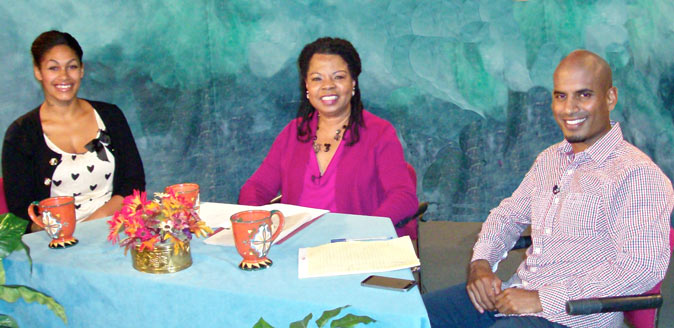 Guests on Proposition 47 TV show