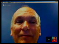 Screenshot of Jerry Thompson through Google+