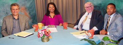 Guests on Affordable Housing Show