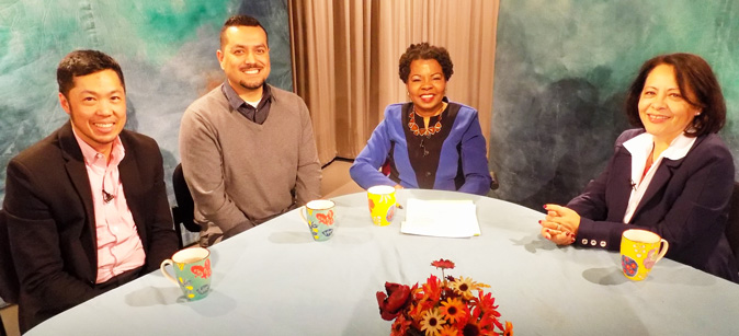 Guests on Expanding and Enhancing Health Care show