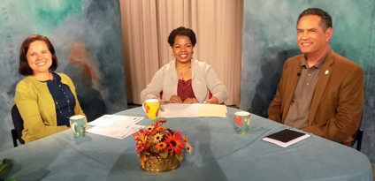 TV guests on Managing Our Resources Show