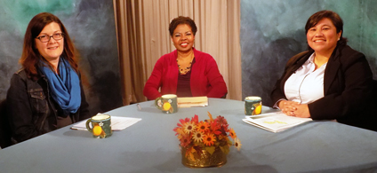 Guests on Social Impact show