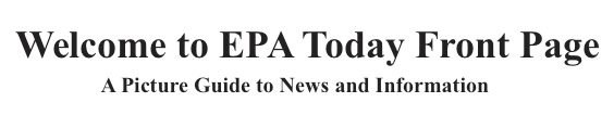 EPA Today Welcome Logo